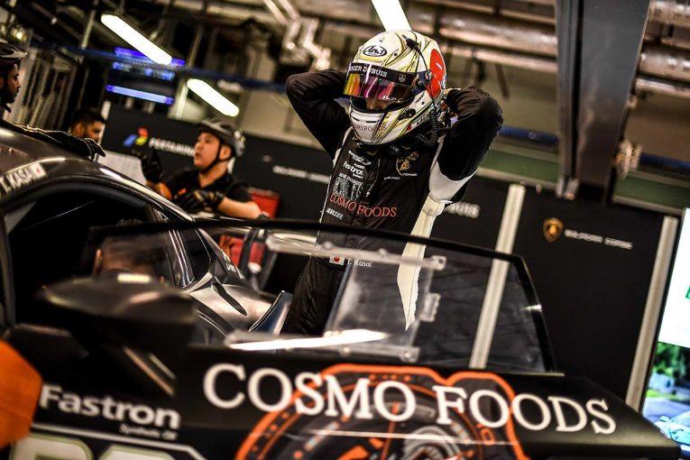 ル・マン/WEC | 笠井崇志がランボルギーニ・スーパートロフェオ・ミドルイーストでランキング2位を獲得