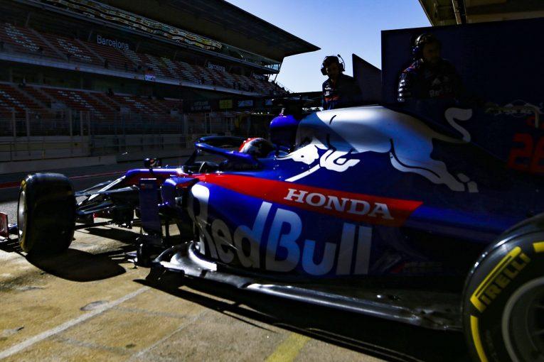 F1 | ホンダF1田辺TD「ここまでのテスト6日間のなかで最もトリッキーな日」。パワーユニットは総じて順調も、満足いく周回数を走れず