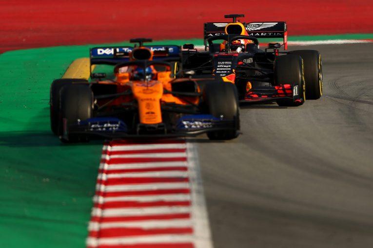 F1 | 最速サインツ、マクラーレンの進歩に自信も「レッドブルやフェラーリにはまるでかなわない」
