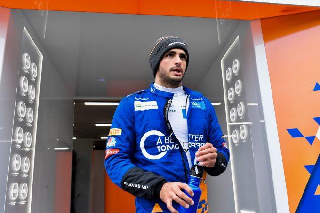 2019年F1テスト カルロス・サインツJr.(マクラーレン)
