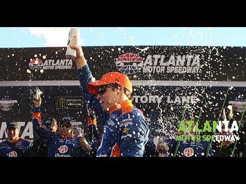 TOYOTA GAZOO Racing 2019年NASCAR第2戦アトランタ レースレポート