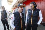 F1 | マクラーレン、アロンソのF1テスト起用を発表。「チームを復活に導く重要な存在」としてアンバサダー契約結ぶ