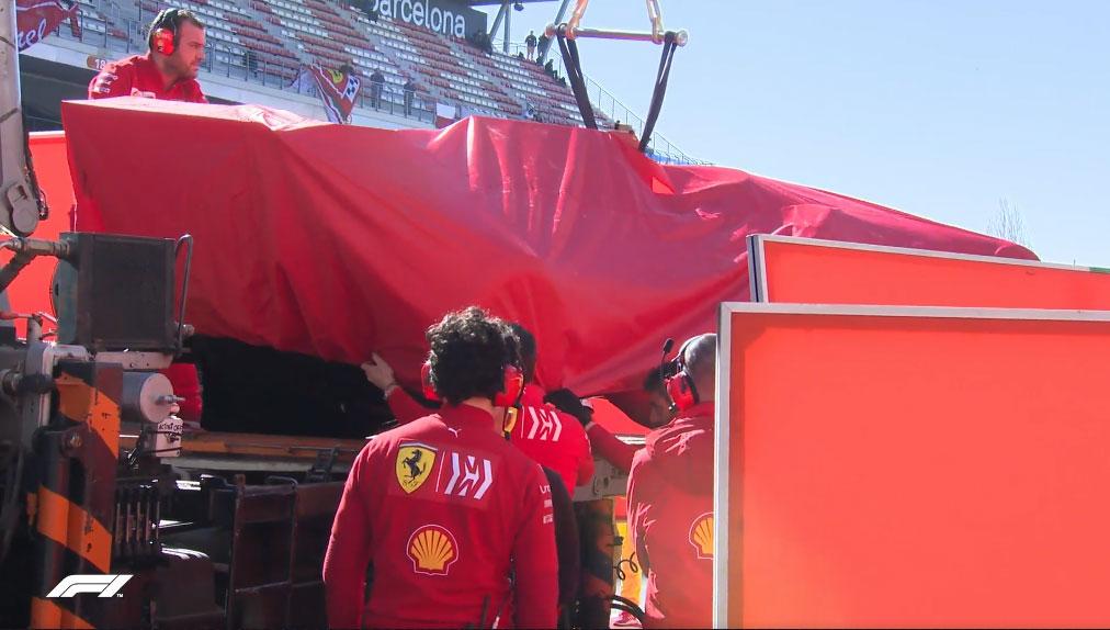 【動画】第2回F1バルセロナテスト2日目ハイライト