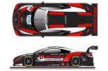 スーパーGT | スーパーGT:Moduloが支援する2台のカラー公開。ナカジマレーシングはブラック基調に変身