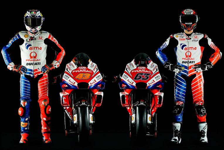 MotoGP | MotoGP:プラマック・レーシングが体制発表。ランボルギーニがデザインした新カラーをお披露目