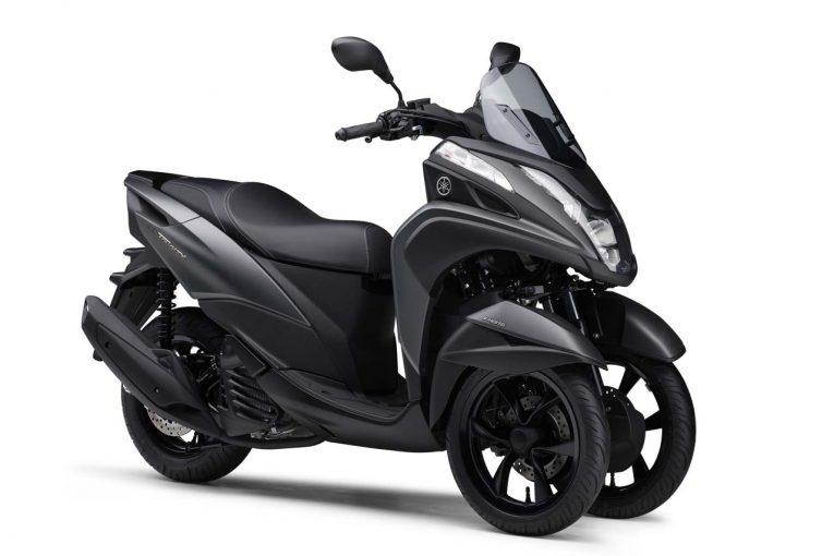 MotoGP | ヤマハ、『トリシティ155 ABS』をマイナーチェンジ。125ccモデルには新色も