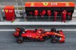 F1 | 【F1テスト2回目デイ3・タイム結果】フェラーリとトロロッソ・ホンダが1分16秒台を記録。レッドブルのガスリーが大クラッシュ