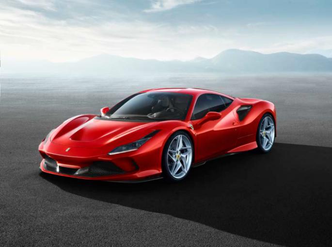 クルマ | フェラーリ、488 GTBの後継車『F8 Tributo』の公式画像を発表。最優秀エンジンに選出されたV8搭載の史上最強モデル