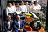 MotoGP | 電動バイク『MotoE』参戦のLCRがカラー公開。「普通のバイクと変わらない」乗り味に驚きの声