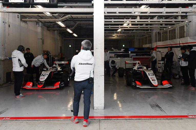 国内レース他 | THREEBOND RACING、2019年は2台体制で全日本F3に参戦。欧F3で2勝のアーメドと三浦愛を起用