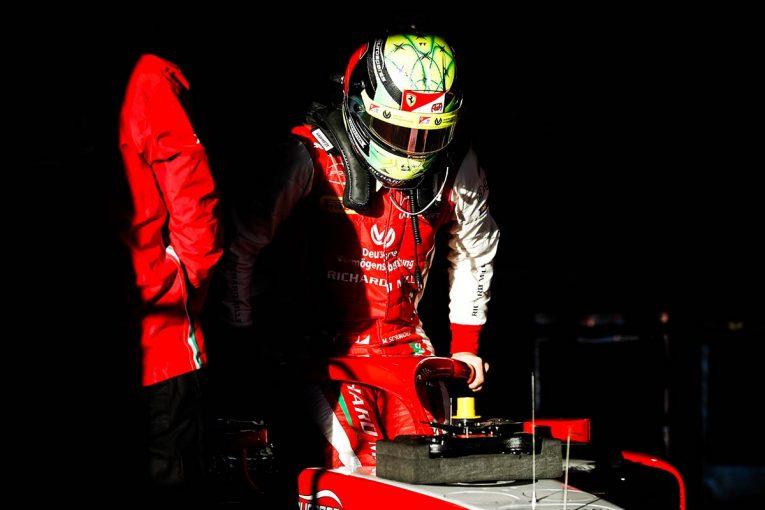 海外レース他 | 【FIA-F2テストデイ3・タイム結果】ミック・シューマッハーが3日間総合で最速タイム