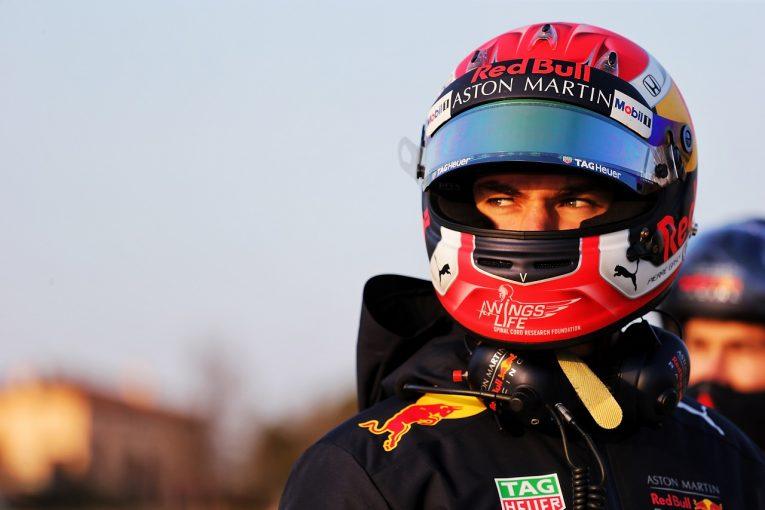 F1 | 「ガスリーのクラッシュの影響」とフェルスタッペン。レッドブル・ホンダ、マシン修復後に問題に見舞われ、プログラムをこなせず