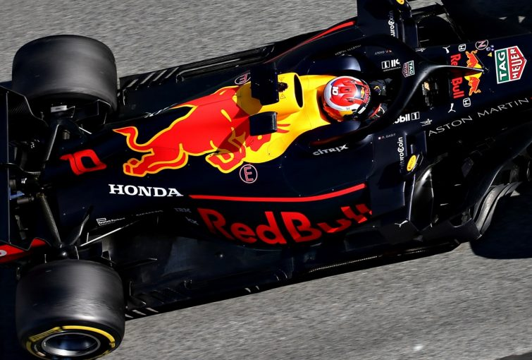 F1   レッドブル・ホンダのいちょう並木デモラン、ツイッターとYouTubeでライブ配信決定。ピエール北川氏が実況に