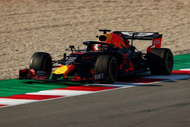 F1 | 【レッドブル密着】不完全燃焼に終わったF1テスト最終日。2度のクラッシュを演じたガスリーは苦しい立場に