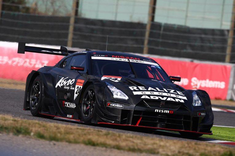 スーパーGT | モースポフェス:スーパーGT/10Hマシンが鈴鹿を走行。KONDO RACINGが首位発進、GT300クラスはグッドスマイルがトップ