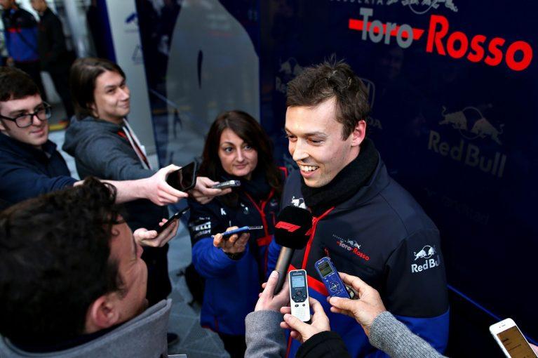 F1 | 「トロロッソ・ホンダの速さを引き出す方法を見いだした」。クビアト、この冬のテストに大満足