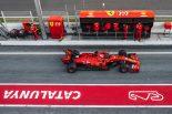 "F1 | フェラーリF1代表、""フェラーリ優位説""を否定。「メルセデスが遅れを取るとは思わない」"