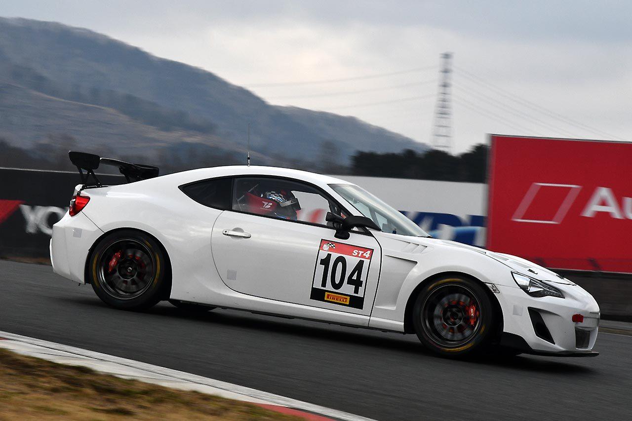 富士でのスーパー耐久公式テストに36台が参加。総合トップタイムはMP Racingが奪う