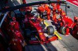 F1 | ルノーF1のプロスト、フェラーリの方針に理解。「自由に戦わせることは必ずしもベストではない」