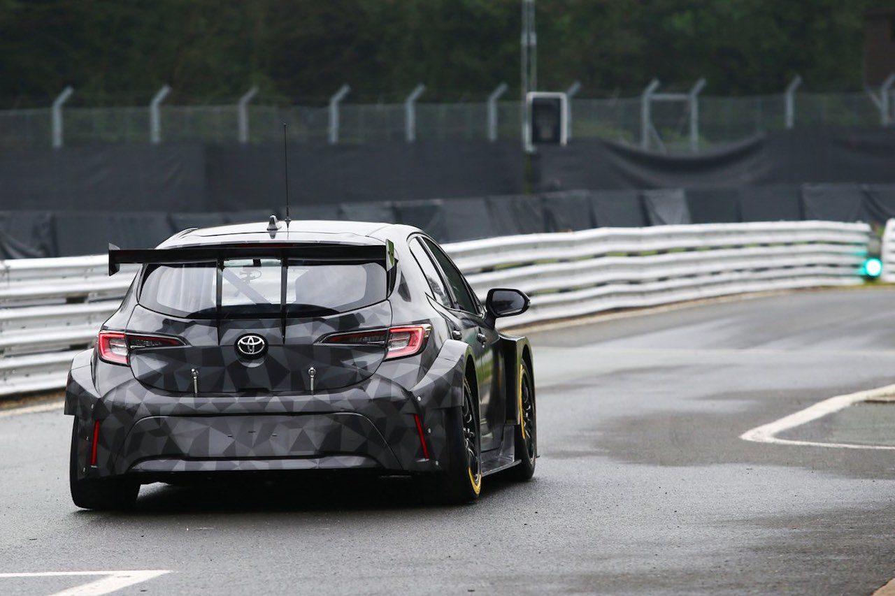 BTCC:2019年参戦のチーム・トヨタGBが新型『カローラ』をシェイクダウン