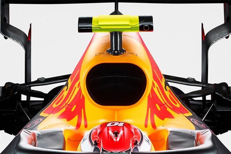 F1 | F1技術分析ピックアップ:レッドブル、ホンダPUのパフォーマンス向上のためインダクションポッドを大型化