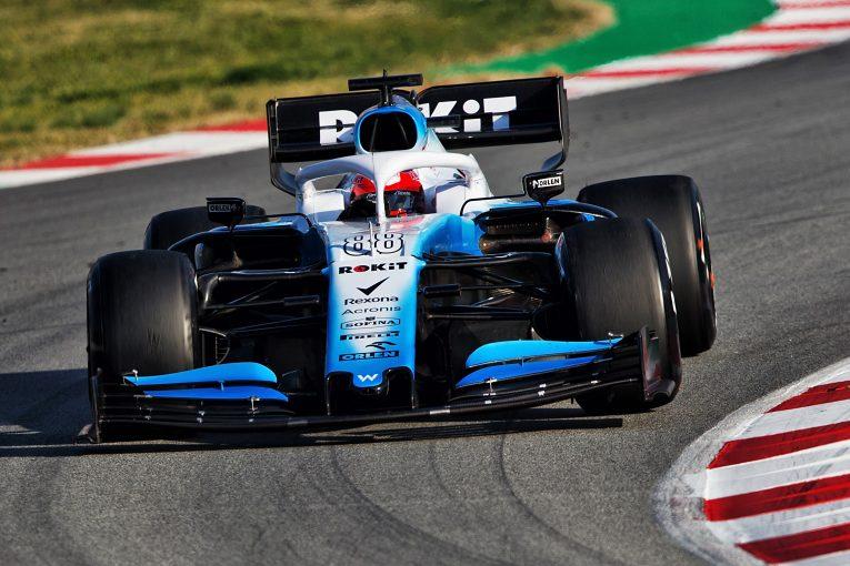 F1 | クビカ、第2回F1プレシーズンテスト最終日のマシンに落胆。「最適という状態には程遠い」