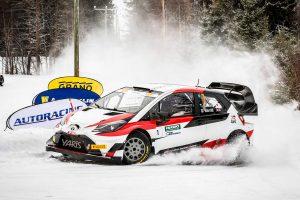 ラリー/WRC | 勝田貴元、トヨタ・ヤリスWRCで挑んだフィンランド国内戦で優勝。最終ステージで逆転