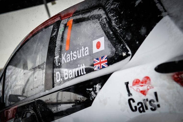 ラリー/WRC | 勝田貴元、トヨタ・ヤリスWRCで参戦したフィンランド国内戦で勝利。最終ステージで逆転