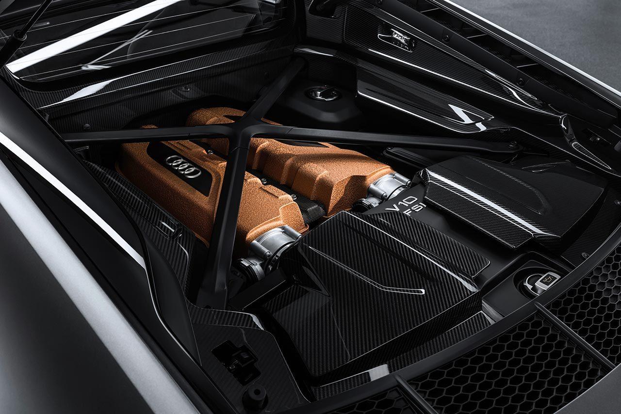 V10エンジン導入10周年記念、世界限定222台の『アウディR8 V10ディセニアム』発表