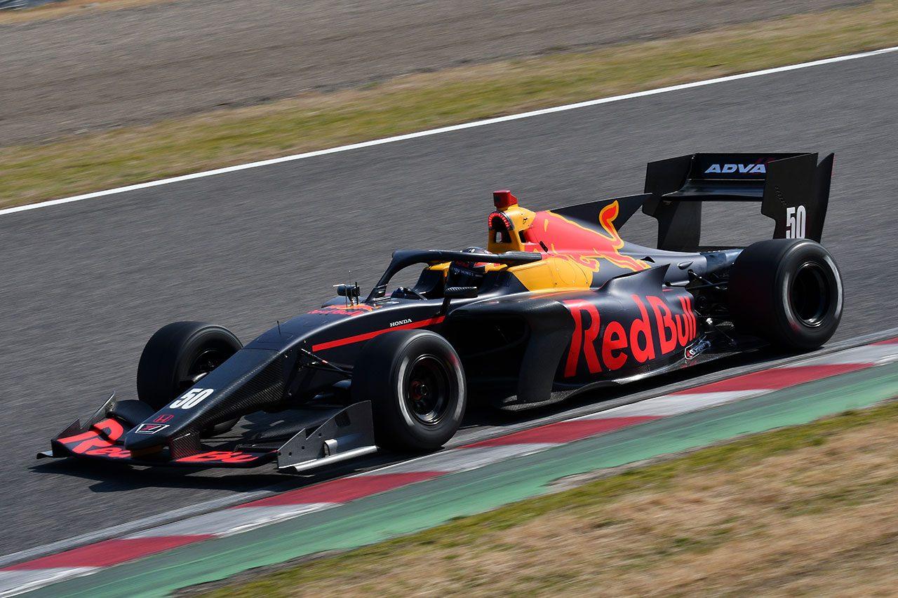 全日本スーパーフォーミュラ選手権 2019年第1回公式合同テスト 参加全車総覧