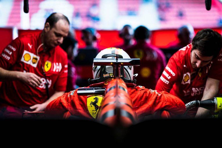 F1 | フェラーリ、ベッテルも高評価を下した正常進化型のSF90で王座奪回へ/F1合同テスト総括(1)