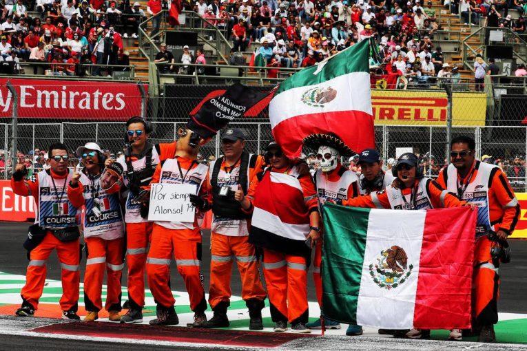 F1   メキシコGP主催者、開催継続に必要な財政を保証できず。2019年限りでカレンダー脱落の可能性が浮上