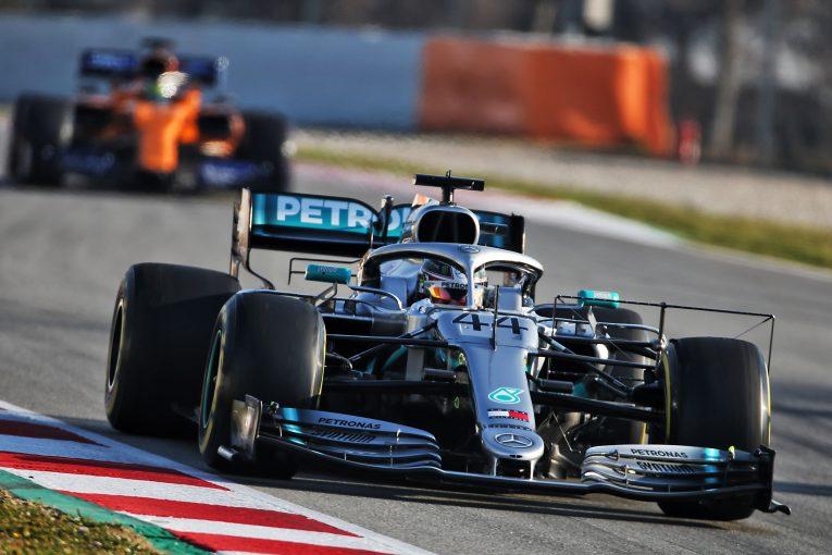 F1 | ハミルトン、中団グループの躍進を期待。「ルノーF1やレーシングポイントが上位にくるかも」