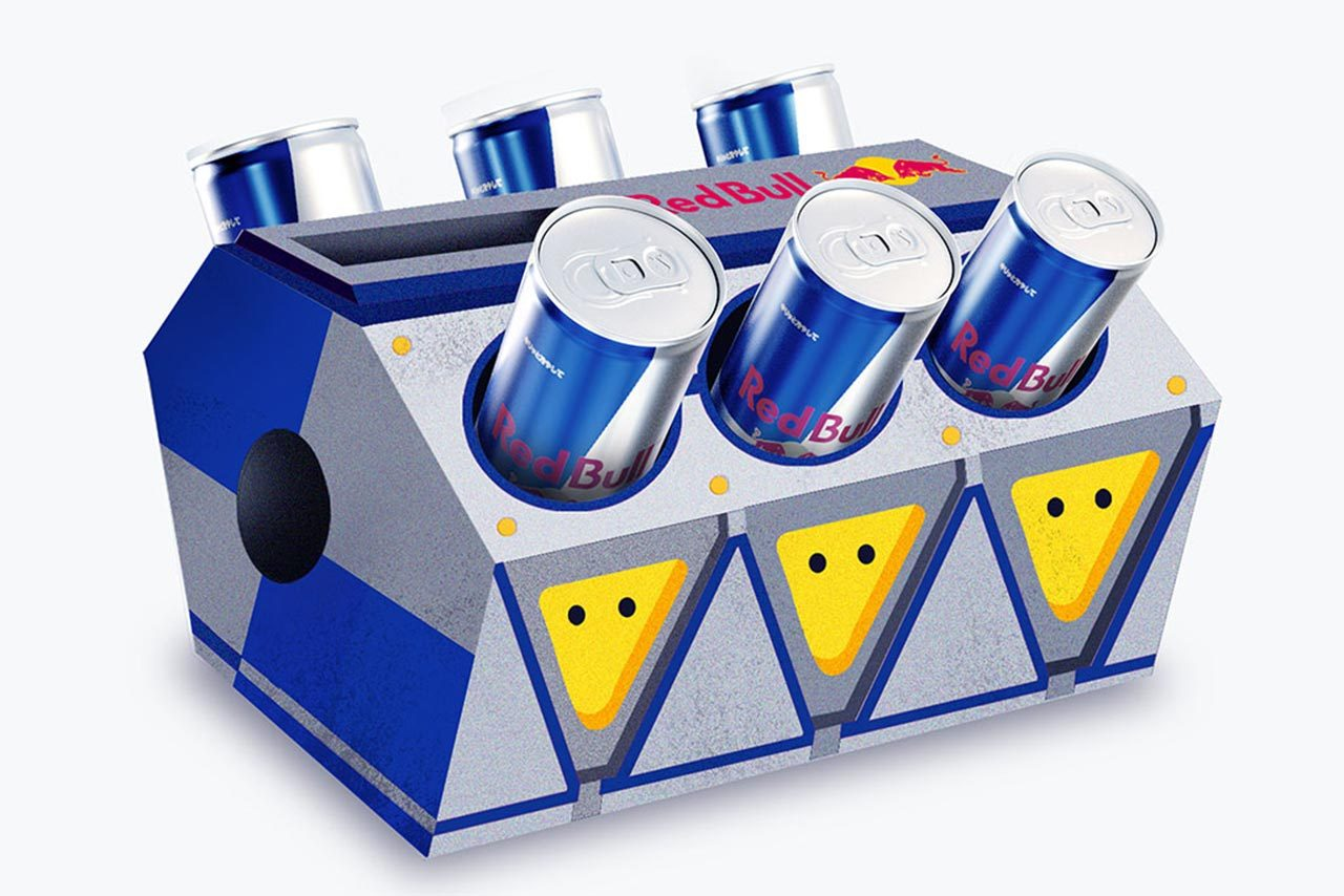 レッドブル x ホンダ限定缶発売記念 「夢に翼を。」 プレゼントキャンペーン 賞品