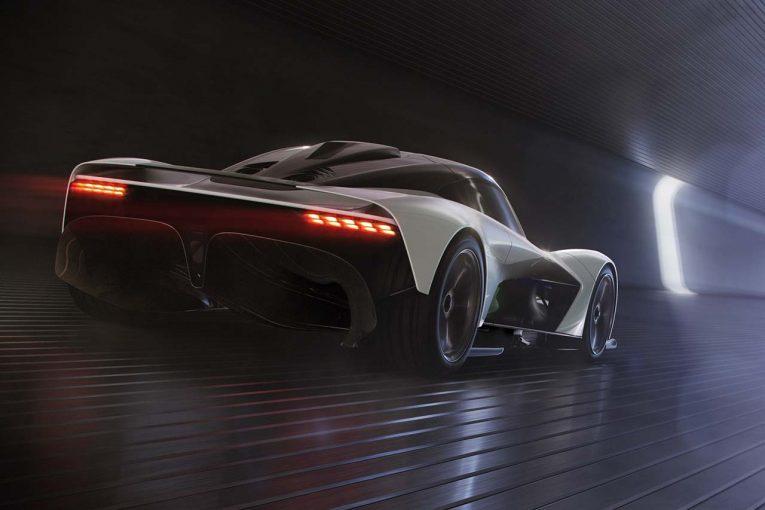 クルマ | アストンマーティン、V6ターボハイブリッド搭載のハイパーカー第3弾『AM-RB 003』を世界初公開