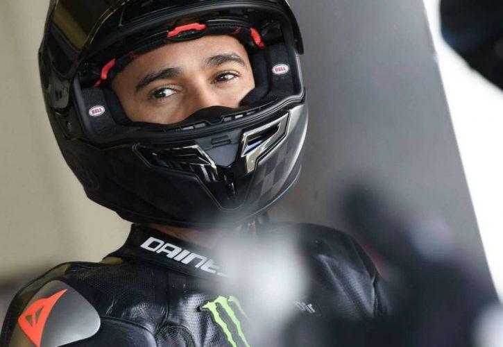 F1 | ハミルトン、再びバイクのテストを計画か。まずはMotoGP開幕戦を訪問して学習