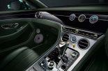 クルマ   ベントレーの栄光を受け継ぐ特別な『コンチネンタルGT』が登場。100周年にちなみ100台限定生産