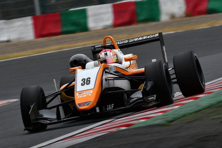 国内レース他 | 全日本F3選手権合同テスト:2日間のテストは宮田莉朋が最速。フェネストラズが2番手に