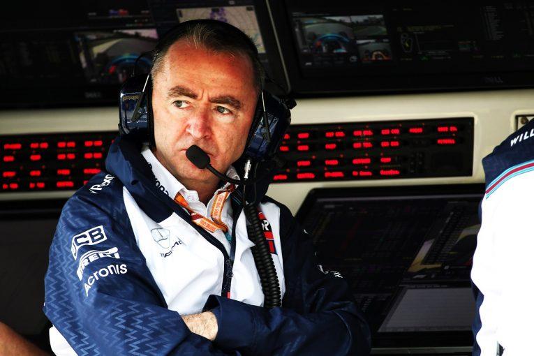 F1 | 苦境続くウイリアムズF1、技術責任者パディ・ロウの休職を発表