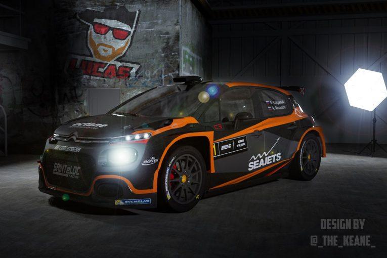 ラリー/WRC | ヨーロッパ・ラリー初のロシア人王者、史上4人目の連覇に向け、シトロエンへマシンスイッチ