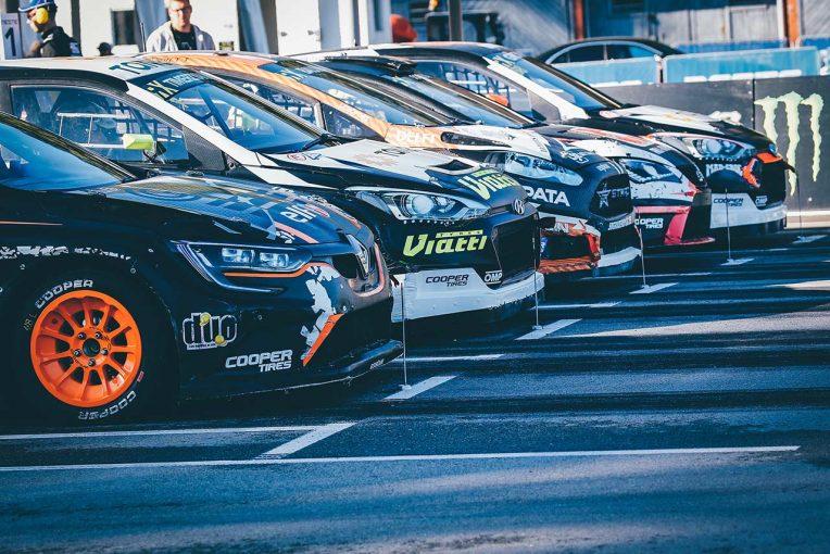 ラリー/WRC | 世界ラリークロスの2019年エントリーリスト公開。王者不在も「シリーズのあるべき形」