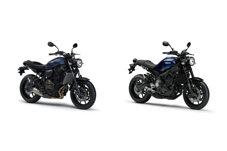 MotoGP   ヤマハ、ネオレトロスポーツ『XSR』シリーズ2車種に新色設定。3月28日発売へ