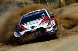 ラリー/WRC | WRC:第3戦メキシコのシェイクダウンでタナクにトラブル。「原因は把握」とトヨタ陣営