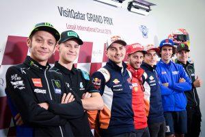 MotoGP | 6度目のMotoGP王者獲得に挑むマルケス「左肩はほぼ100%回復した」/開幕戦カタールGP事前コメント