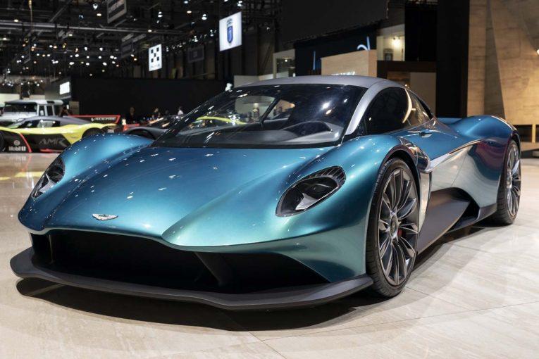 クルマ | 打倒イタリア車。『ヴァンキッシュ』がアストンマーティン初の量産MRスーパーカーとして復活へ