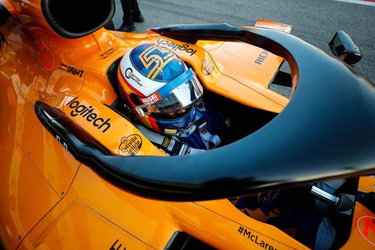 F1   サインツ、「マクラーレンは最後尾争い」というレッドブル首脳の発言に反論