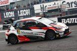 ラリー/WRC | 3月15~17日の新城ラリー2019でトヨタ・ヤリスWRC、GRスープラが走る。スープラには脇阪寿一搭乗