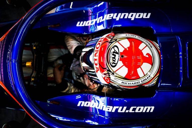 海外レース他 | 【FIA-F2バルセロナテスト3日目タイム結果】松下信治が総合5番手タイム。ミック・シューマッハーは11番手