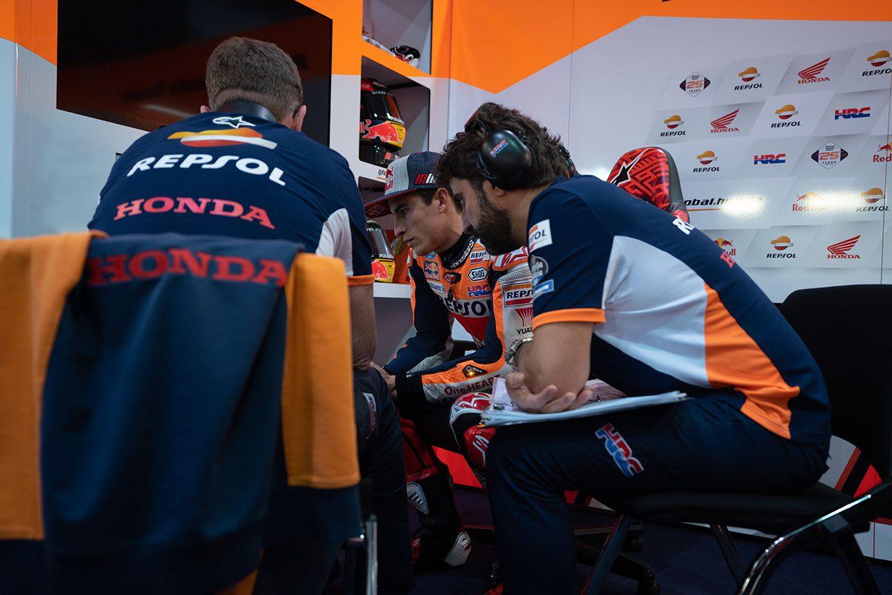 2019年MotoGP開幕戦、カタールGPは王者マルケスがレコード破りのタイムで初日を制す