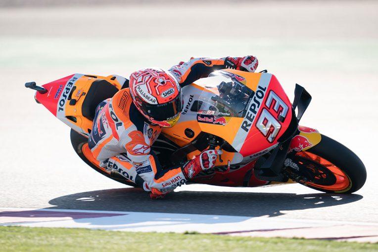 MotoGP | レコード更新タイムでマルケス最速/【タイム結果】2019MotoGP第1戦カタールGPフリー走行2回目